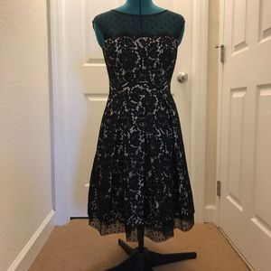 Classic Little Black Dress by Eliza J